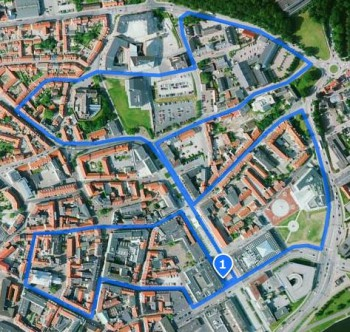 Randers City Stafet - 3,5 km